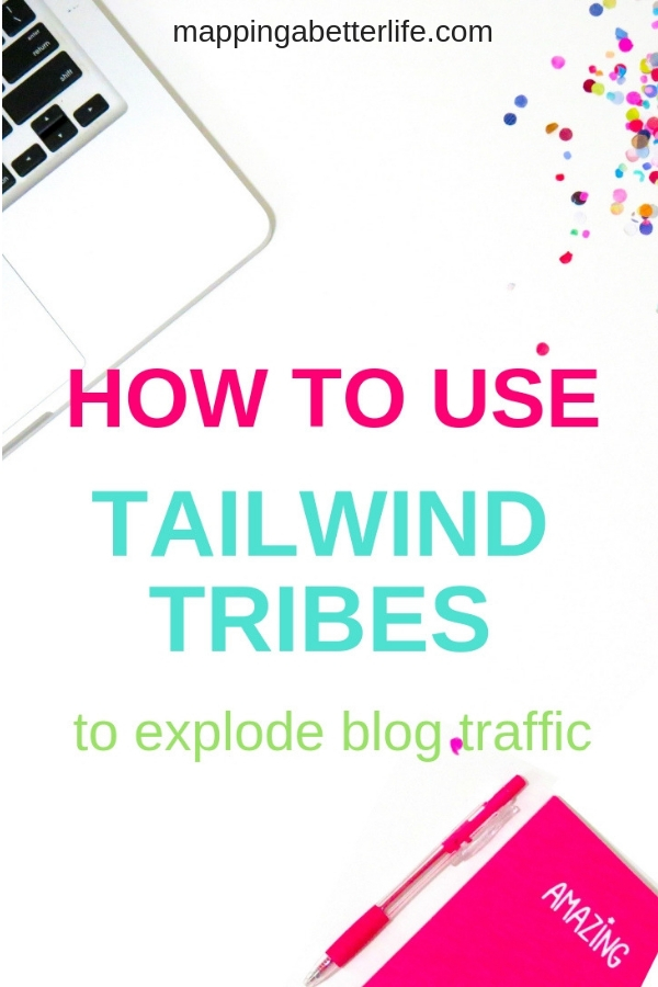 Every blogger needs traffic, and here is one of the best ways to get the news out about your blog post. My tips for using tailwind tribes are easy to follow and WILL help you grow traffic to your blog. Get started today! #tailwind #tailwindtribes #blogtraffic #blogging #pinterest #pageviews #makemoneyblogging